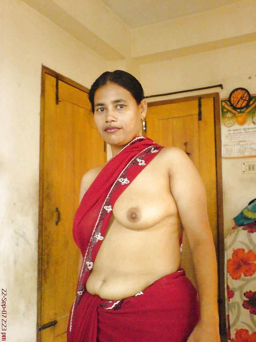 Saree aunties nude, sabrina sweet footjob