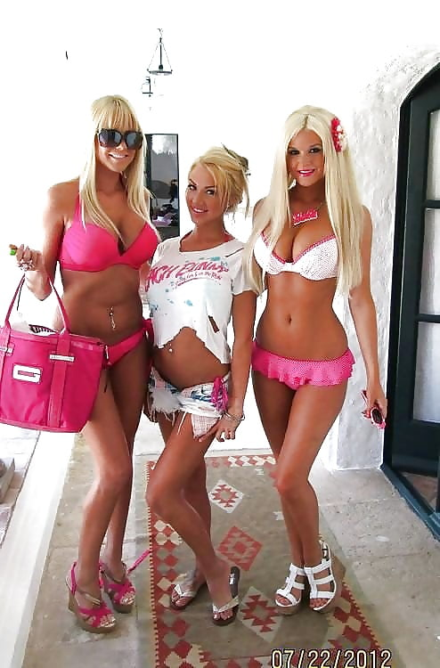 Red Barbie