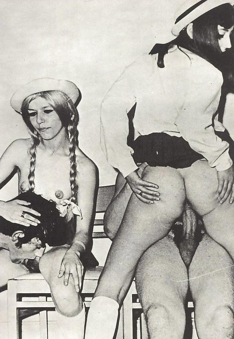 Vintage porn photo galleries