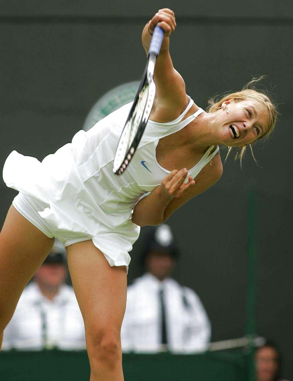 Maria Sharapova Hottest Pics
