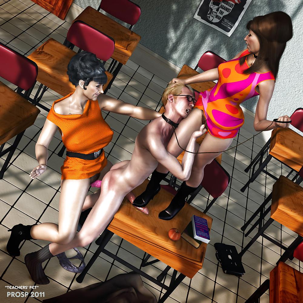 Free kinky stories role reversal femdom #14