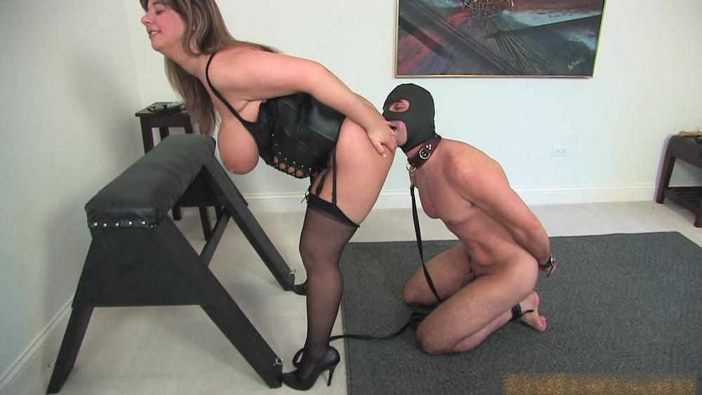 Mistress cumisha ass worship