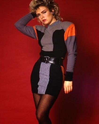80's Singer Kim Wilde
