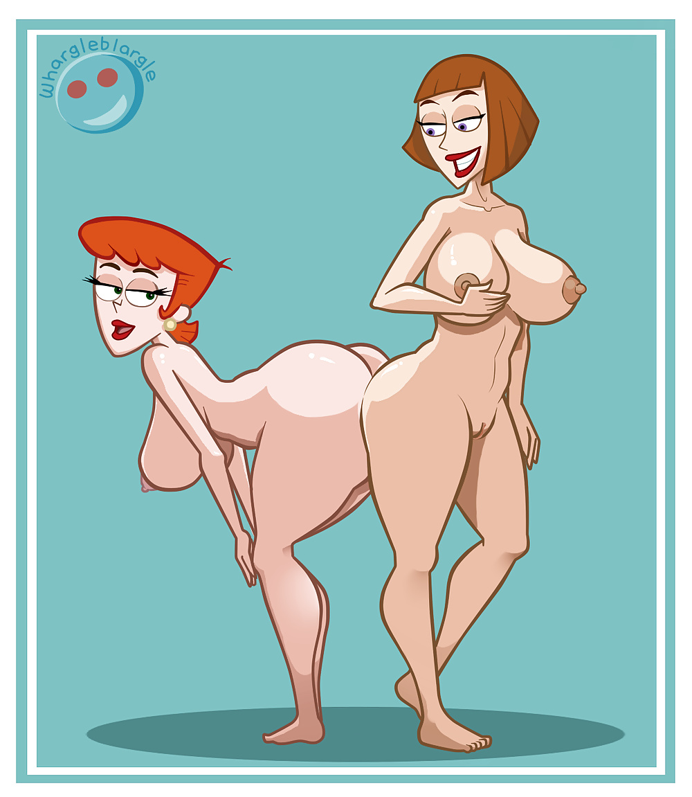 Dexter lab mom naked — 13