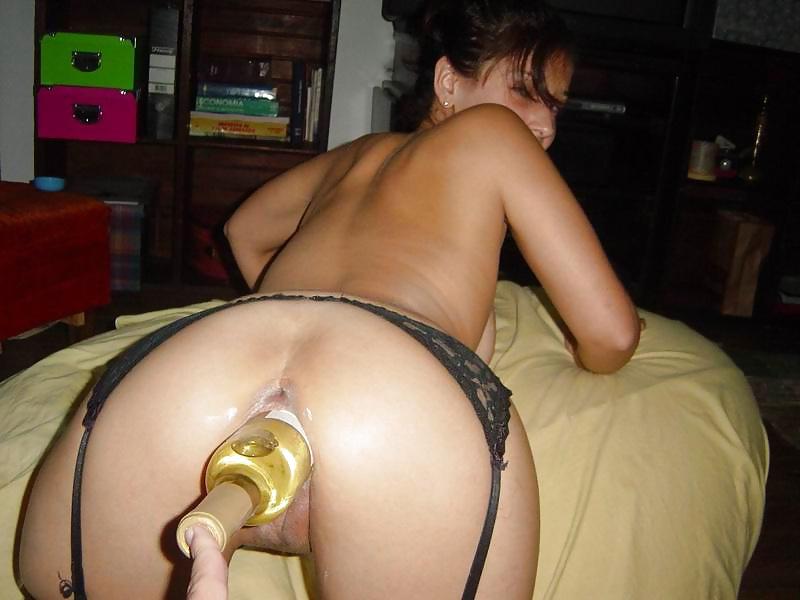 Порно киски с предметами