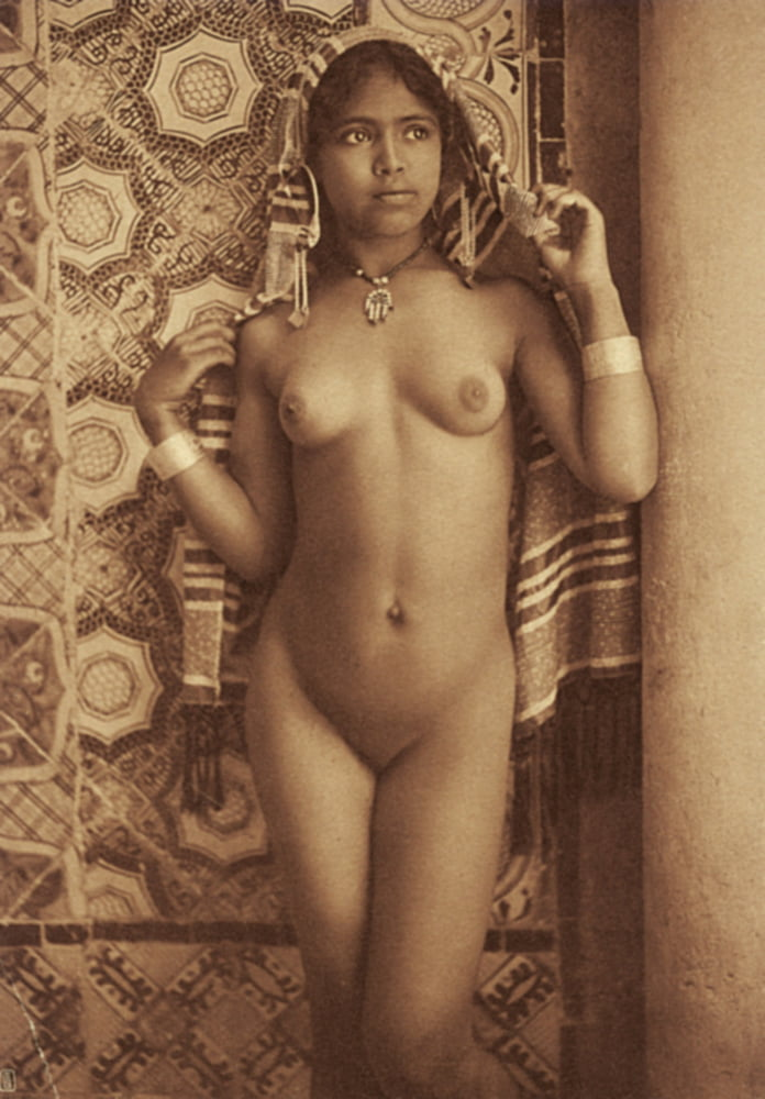 Naked ebony black women