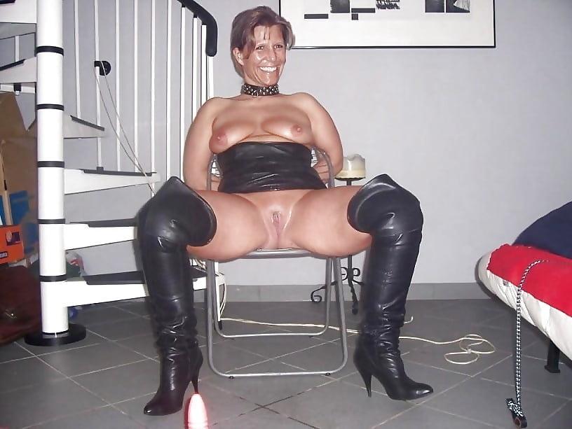 Women Leather Ass