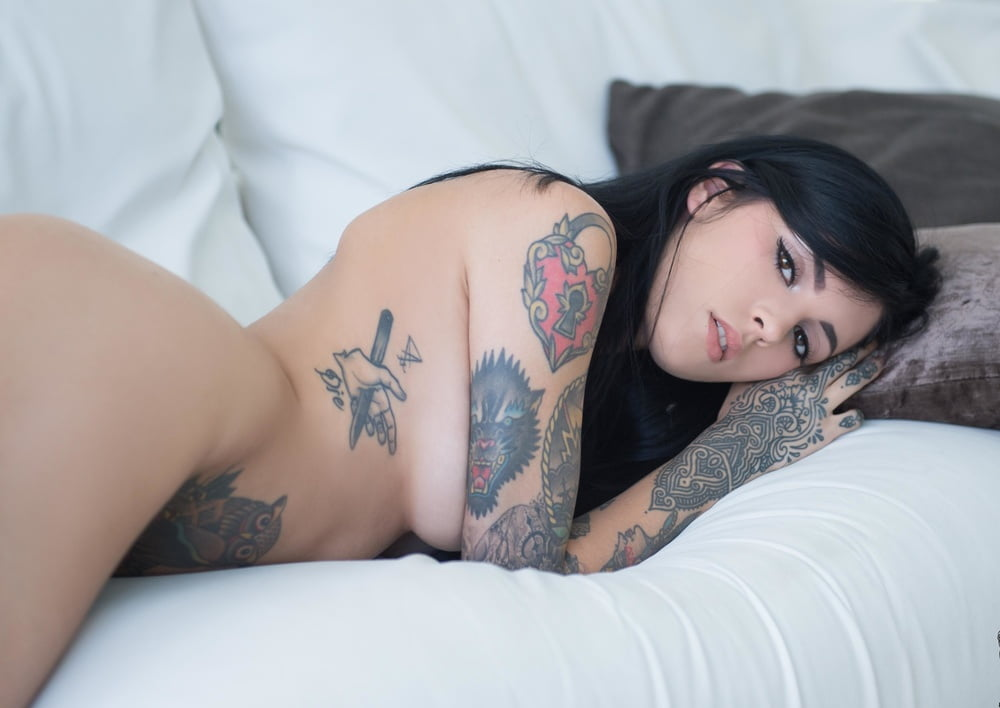 Beautiful Suicide Girl Coralinne Wet Dreams Resolut Let Me Jerk 1