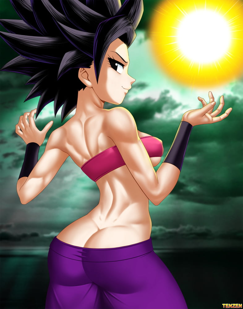 Dragon ball super broly porn comic