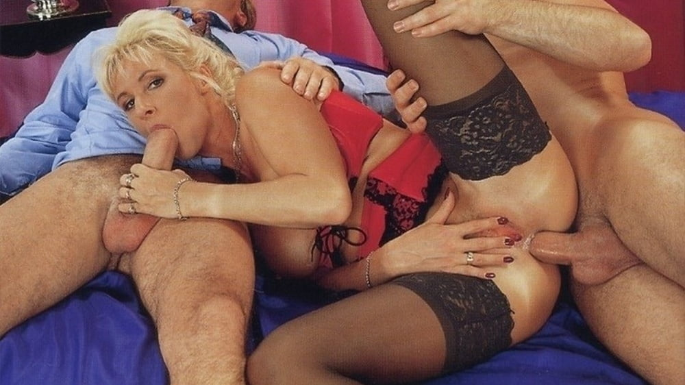 Vintage anal pornstars