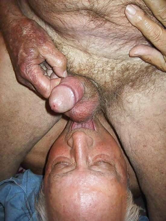 Eat grandpa smegma