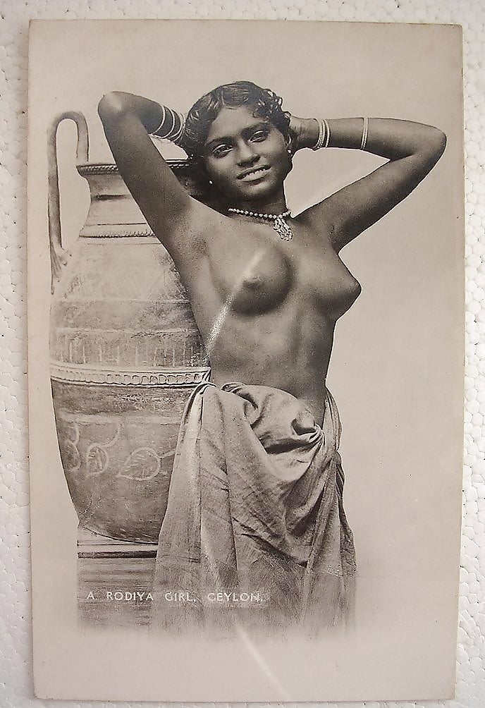 Nude photos of indian vintage women — img 5