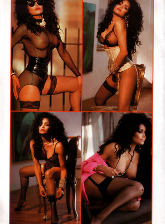 Sultry Playboy Of Latoya Jackson Pictures 1