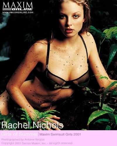 Rachel Nichols what lovers do.