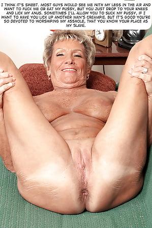 Granny Femdom