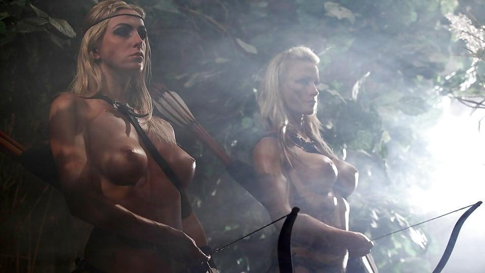 Порно видео с сюжетом викинги завоеватели, пацан выебал девушку
