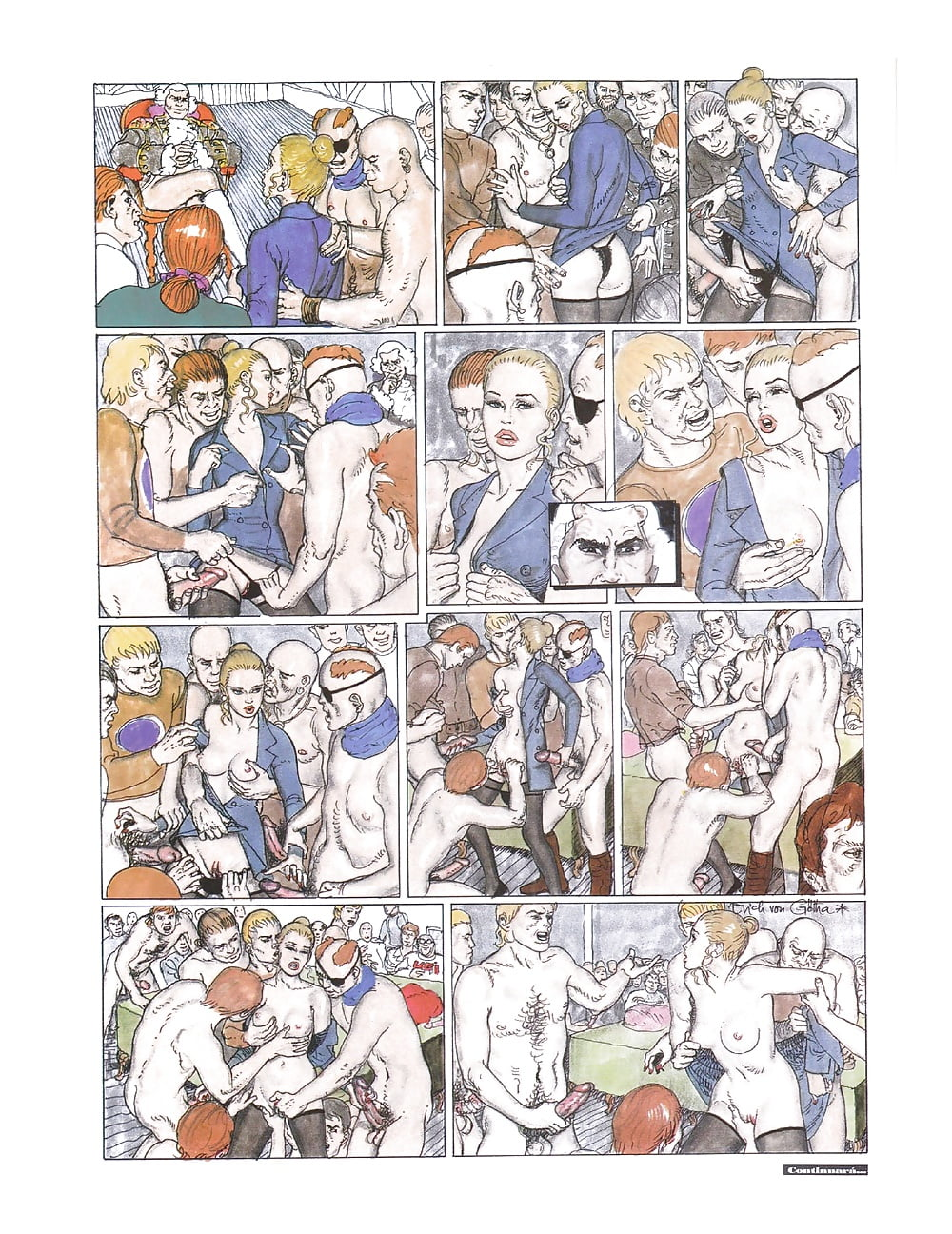 Maduras compradoras de arte peli en espanol - 2 part 5
