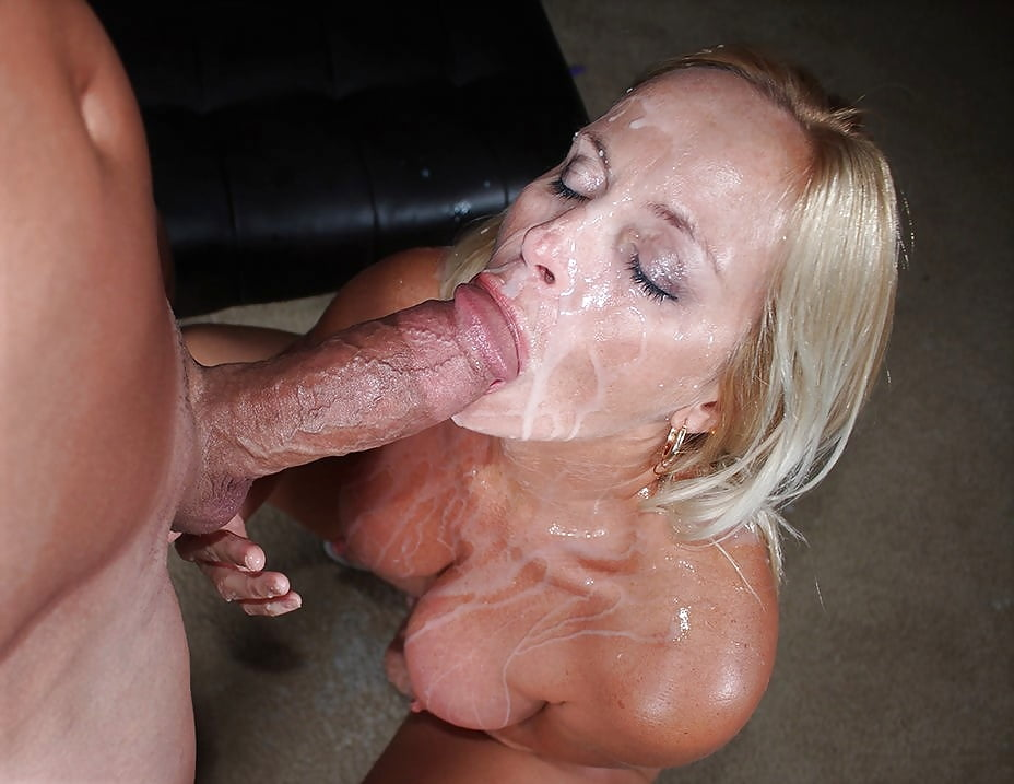 Mature cum load