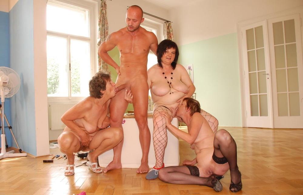 Mature ladies sex party 8