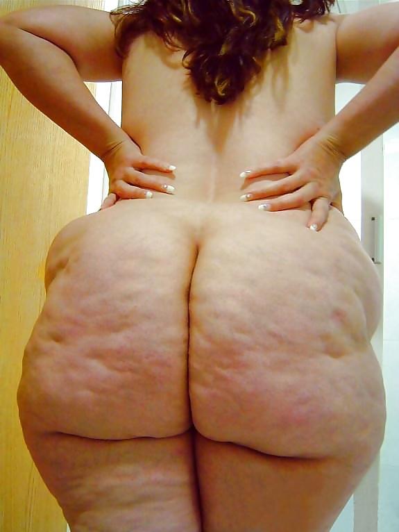 Фото целюлитной попы жены — pic 6