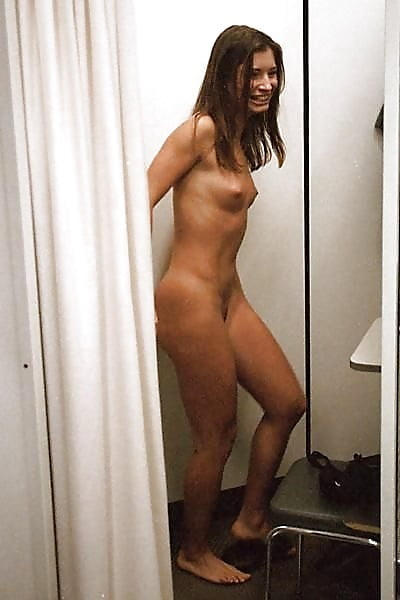 Genuine amateur girls caught naked