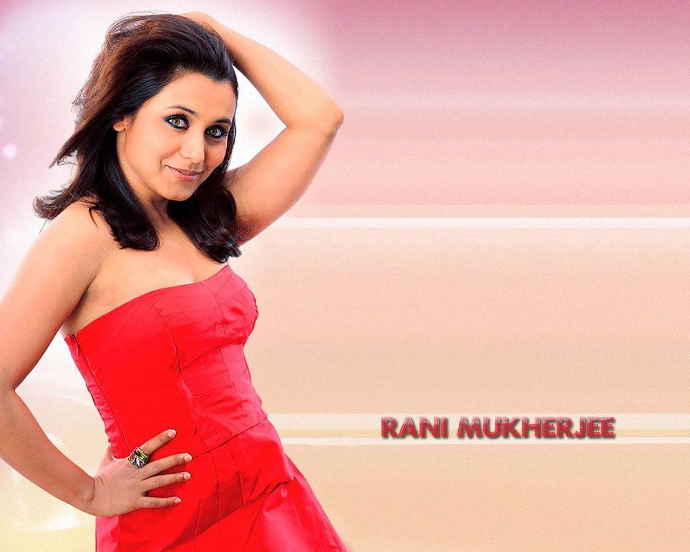 Rani mukherjee naked boobs-3343