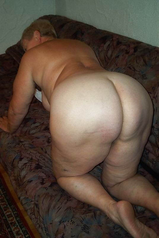 Granny Posing