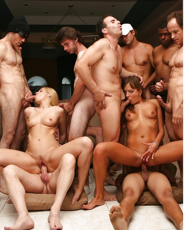 exotic group sex