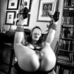 Sexy Porn Pics Of helpless and tied to a chair          Sex Gallery thumbnail