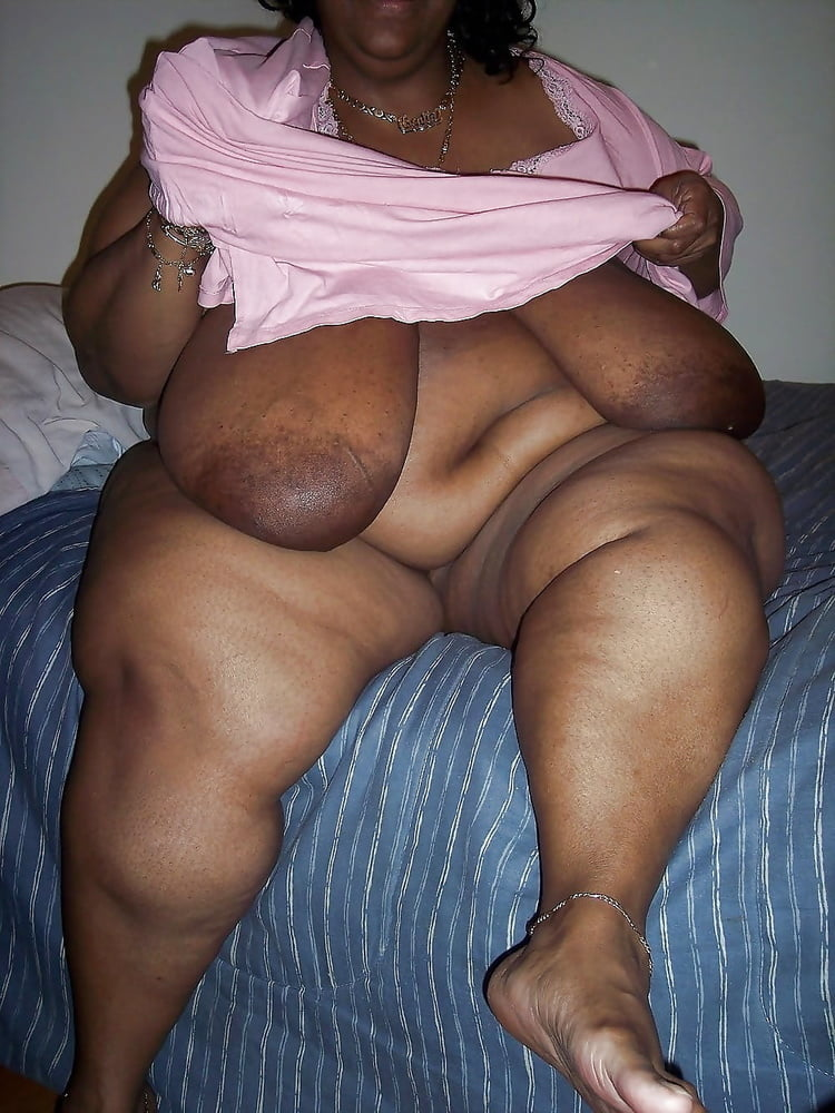 Granny black bbw porn
