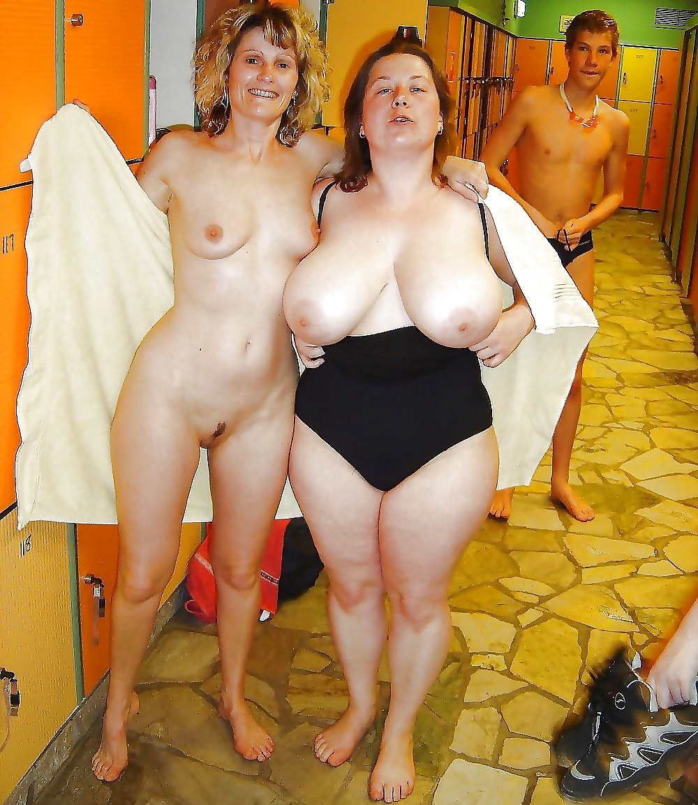 Naked Mother Son Nude With Mom