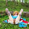 Zelda Frisky Forest Frolic trap Cosplay