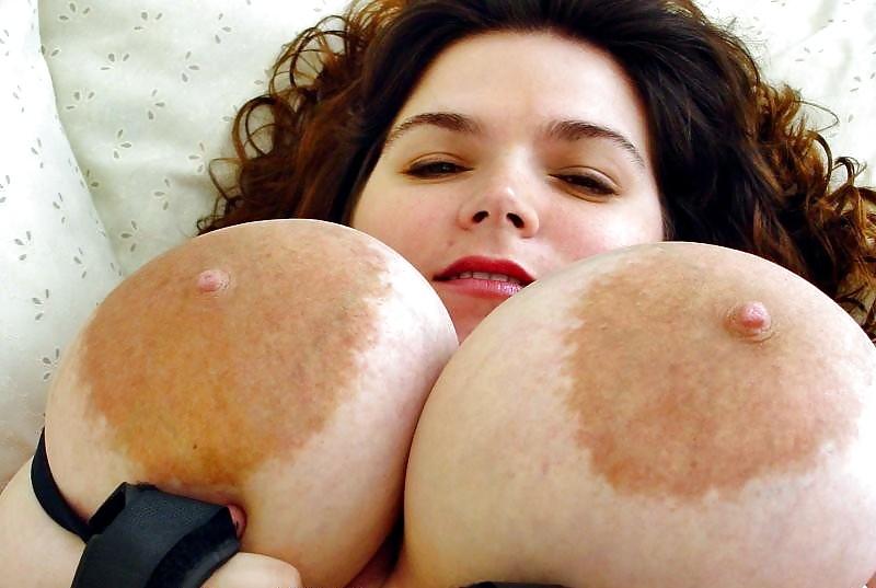 Big Pancake Nipples