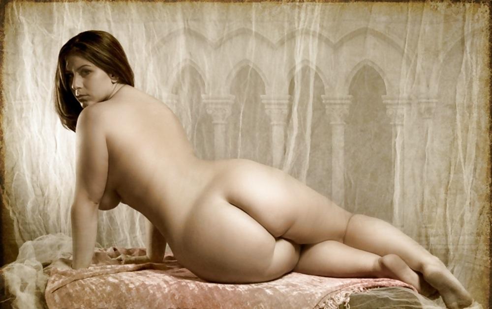 эротические фото галереи полненьких девушек справиться преступной