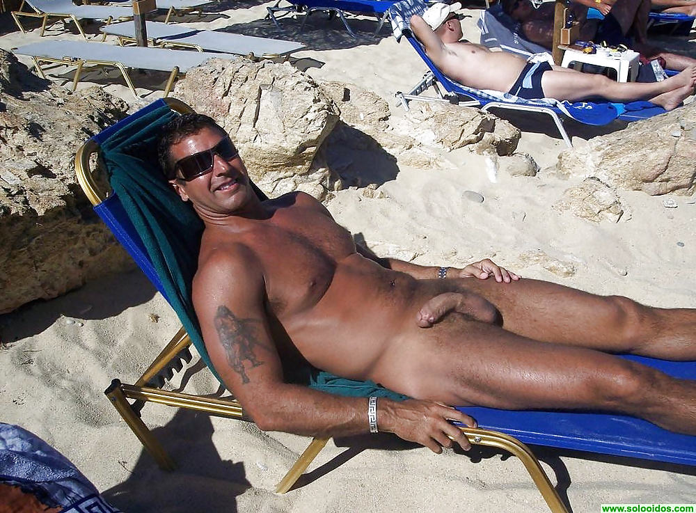 Ricky martin nude beach