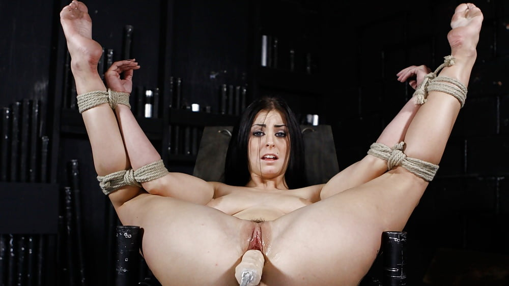 Bondage orgasm creampie — photo 10