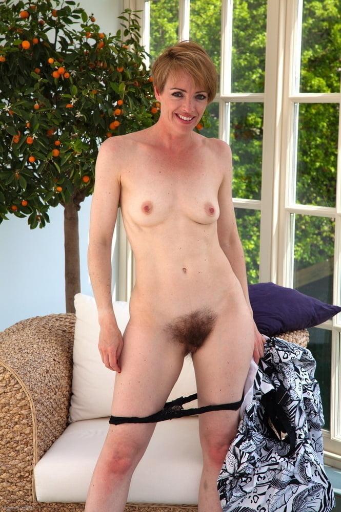 Nude Short Hair Hairy New Sensations 1