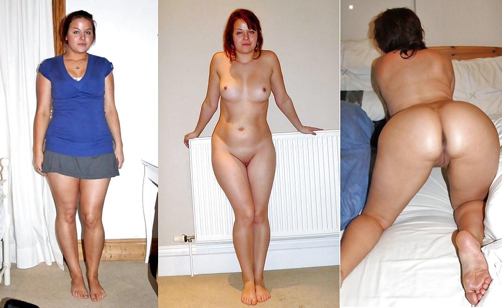 Undressing women for sex