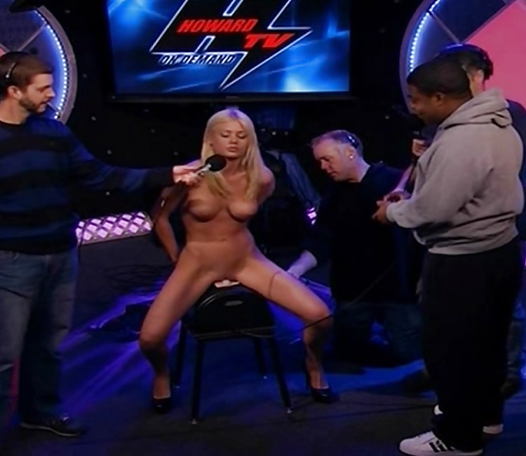 Howard stern pussy show squirt
