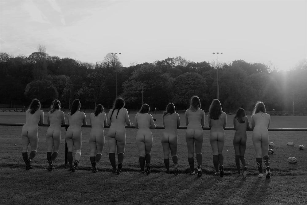 Oxford University Female Rugby Team Nude Calendar