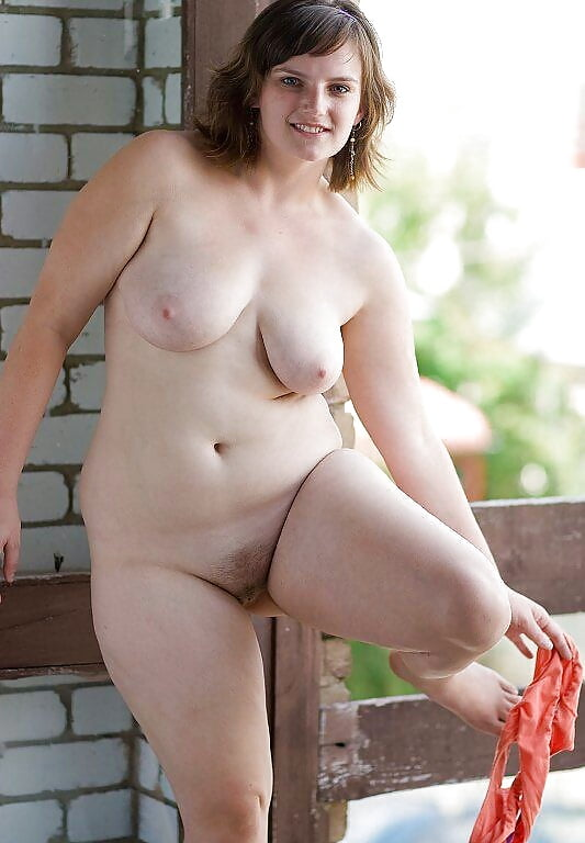 Anual chubby girls nude — photo 7