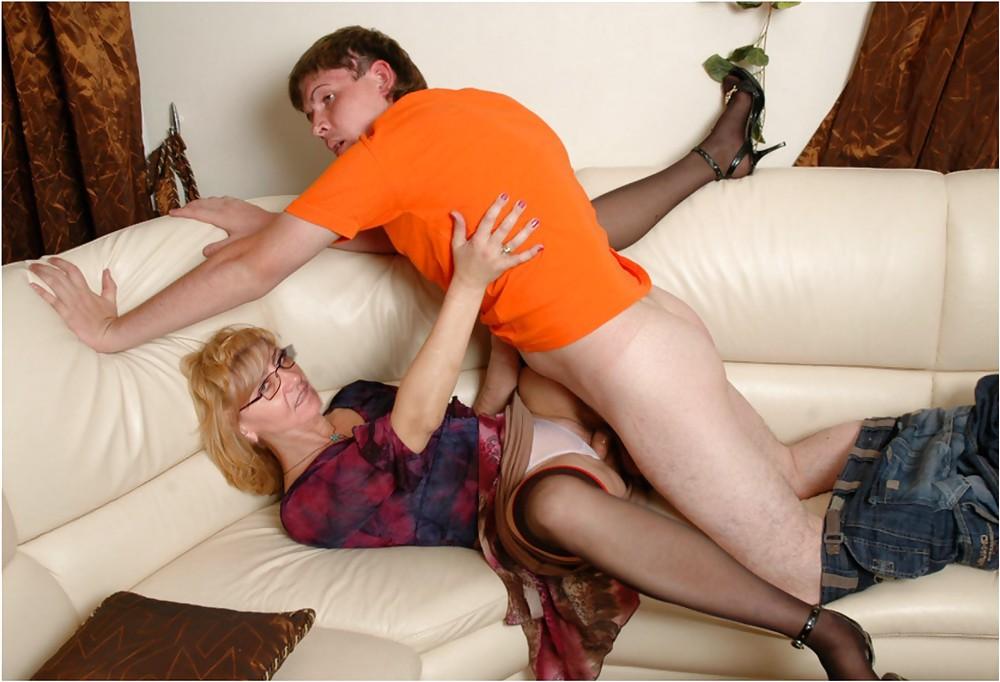 Glamour mature woman seduces girl slutload malini hot