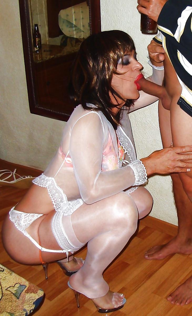 Crossdressing slut photos — pic 10