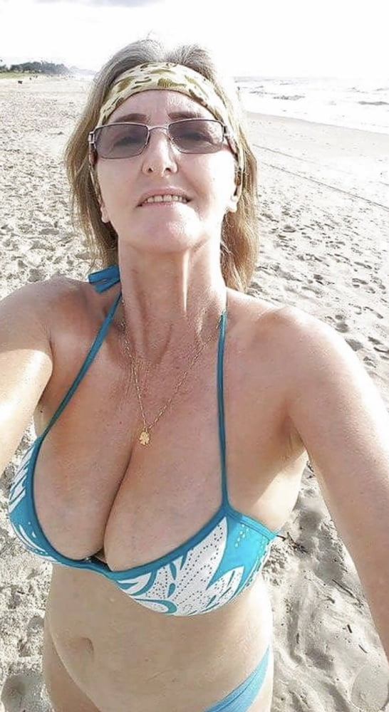 Bikini pics big boobs mature Bikini Mature With Phenomenal Huge Tits Nn 18 Pics Xhamster