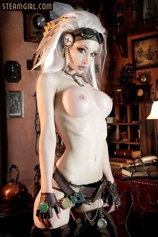 Nude kato steampunk Kato Sexy
