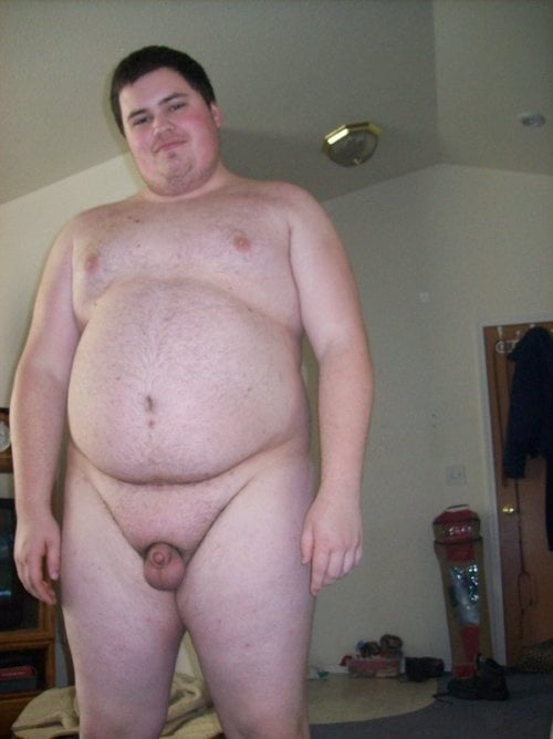 Ugly fat guy nude