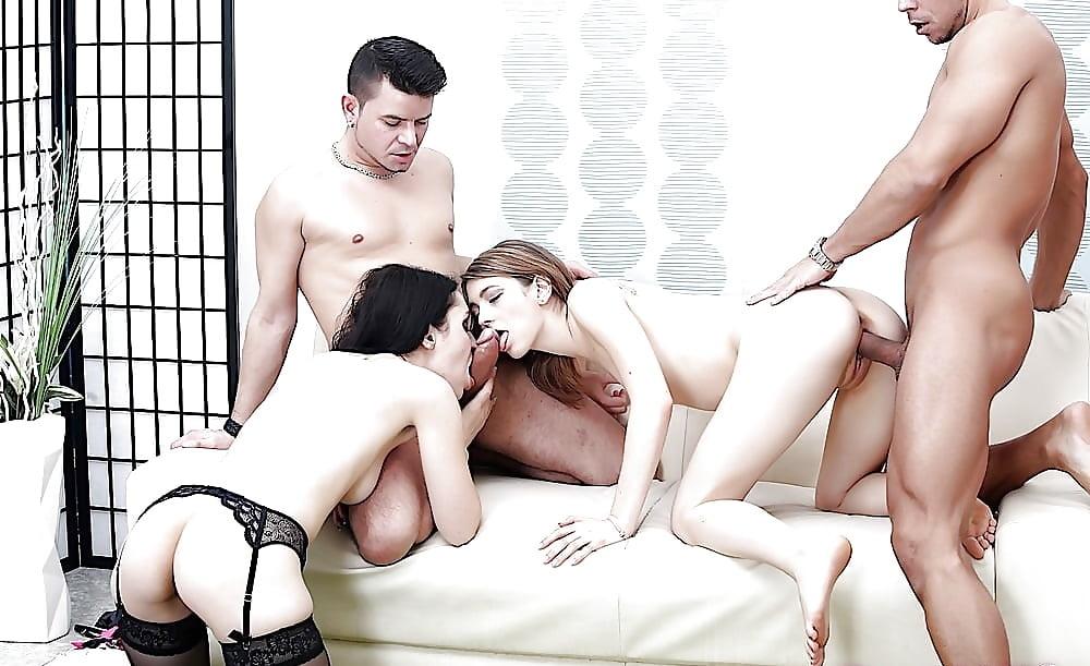 Пара обмен порно