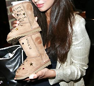 Ugg rain boots matte-4926