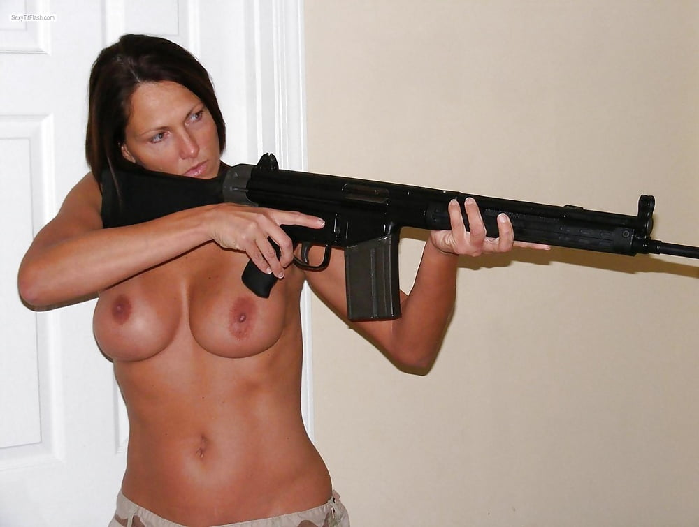 Nude girls and guns video, finale fantasy fran porn