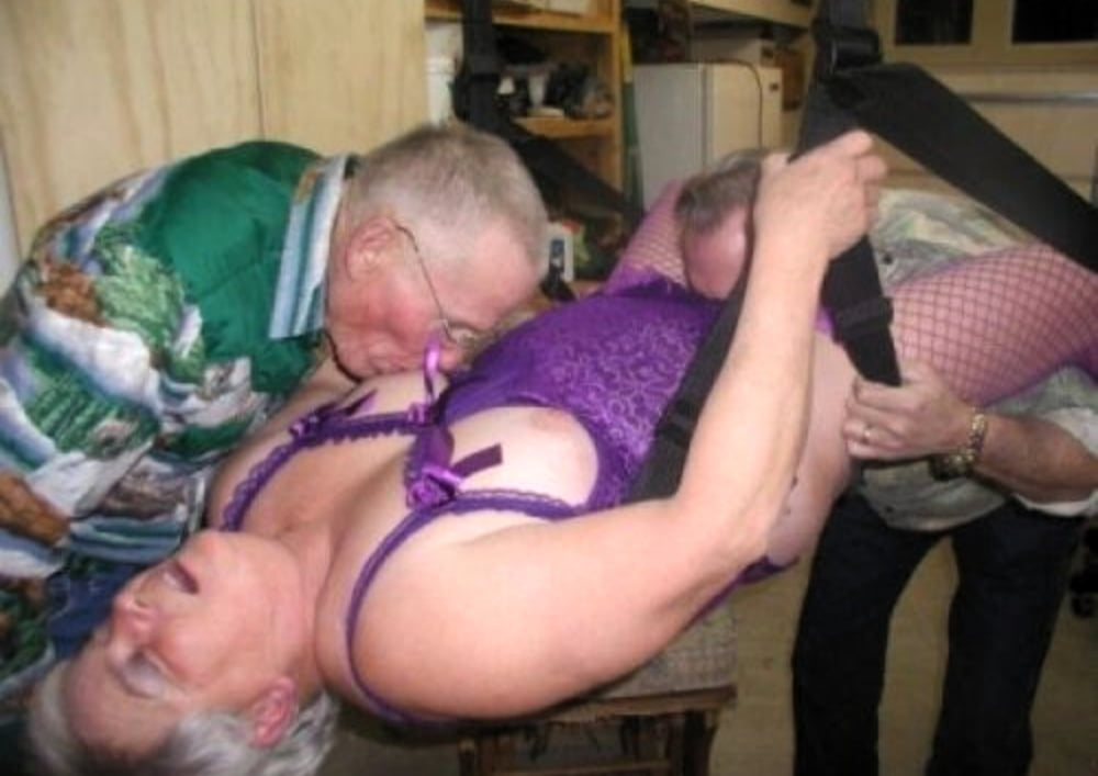 Naked housewives having sex